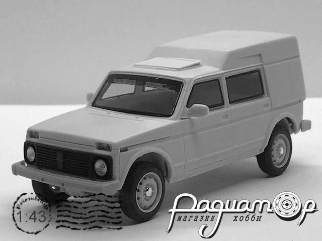 Сборная модель Бронто ВАЗ-213102