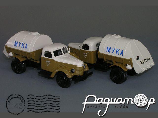 ЗИС-ММЗ 588(150В) «Мука» (1950) V4-87.8