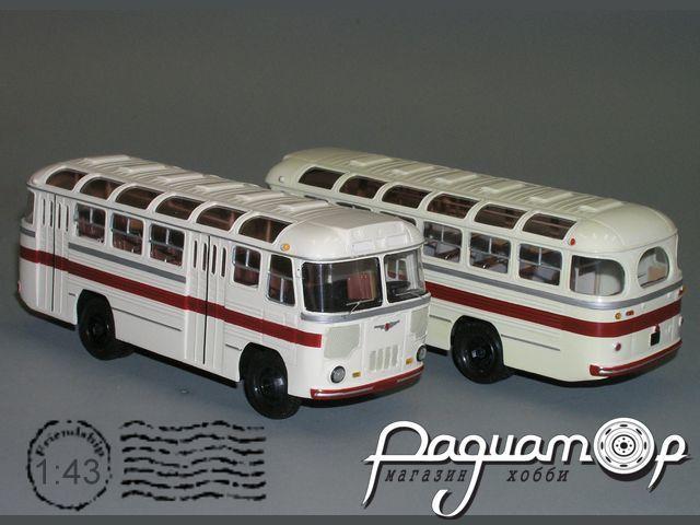 Сборная модель ПАЗ-652 K3-00