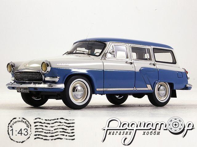 ГАЗ-M22 «Волга» (1960) 43805