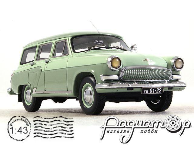 ГАЗ-M22 «Волга» (1962) 44431
