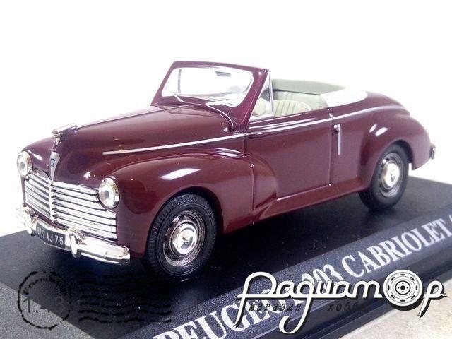 Peugeot 203 Cabriolet (1953) (TI)