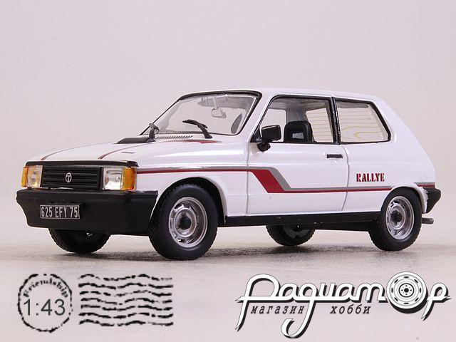 Talbot Samba Rallye (1983) (TI)