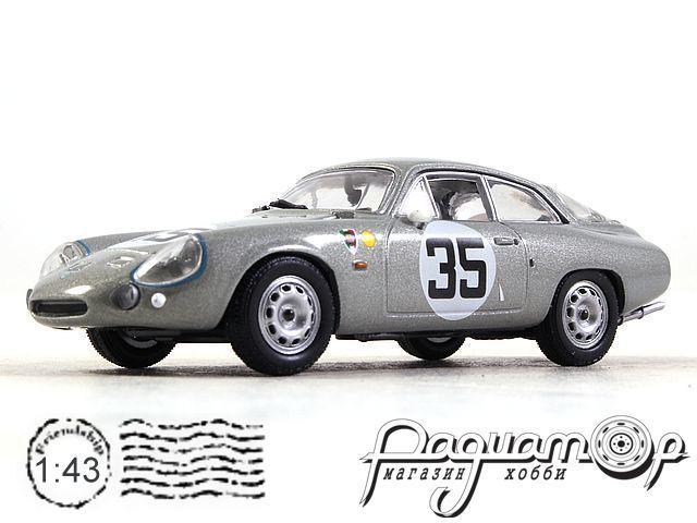 Alfa Romeo Giulietta SZ (1961) (TI)
