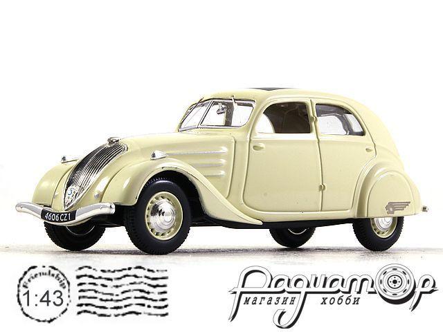 Peugeot 302 Berline (1936) 473216 (TI)