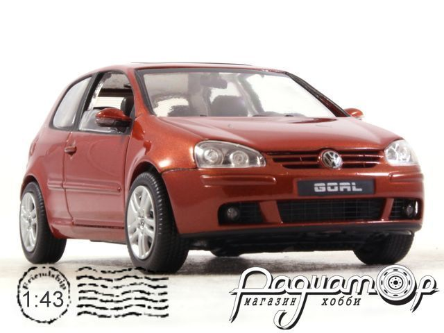 Volkswagen Golf V Goal 4-door (2003) 99300600 (TI)