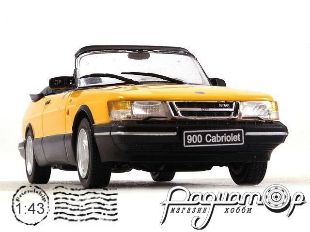 Saab 900 Cabriolet Monte-Carlo (1991) 3898004