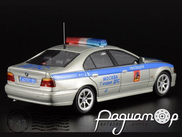 BMW 5-series 525i (E39) Милиция, Москва, 7-й отдел ДПС (2005) 44443
