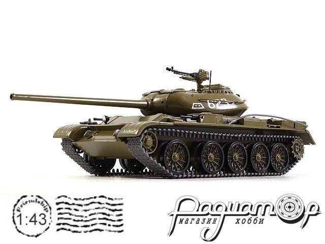 Наши Танки №19, Т-54-1 (1947)