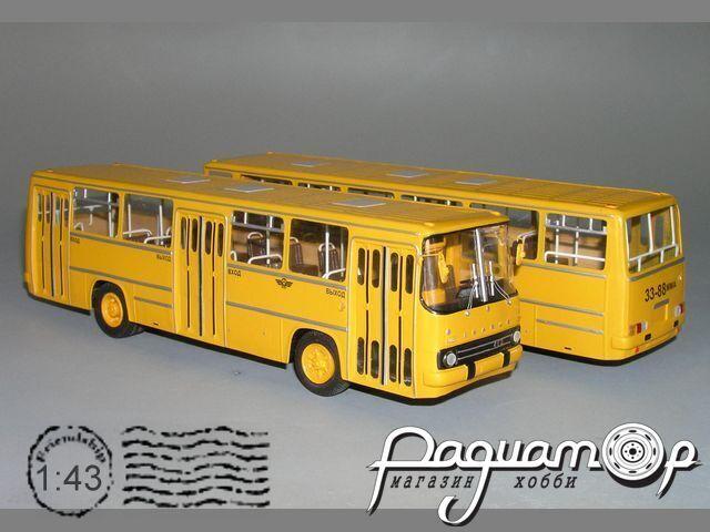 Сборная модель Ikarus 260 K5-30