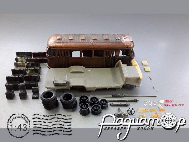 Сборная модель ПАЗ-672МС K3-04