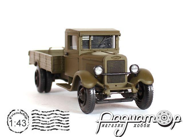 ЗИС-12 бортовой (1942) 43112 (T)