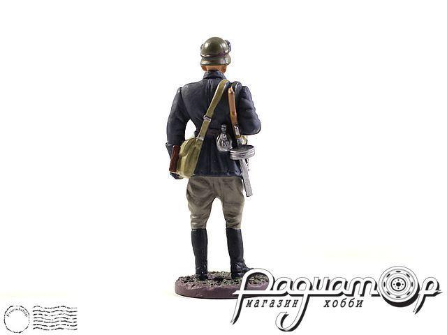Мотоциклист автобронетанковых войск РККА (1941-1942) (I) 1882