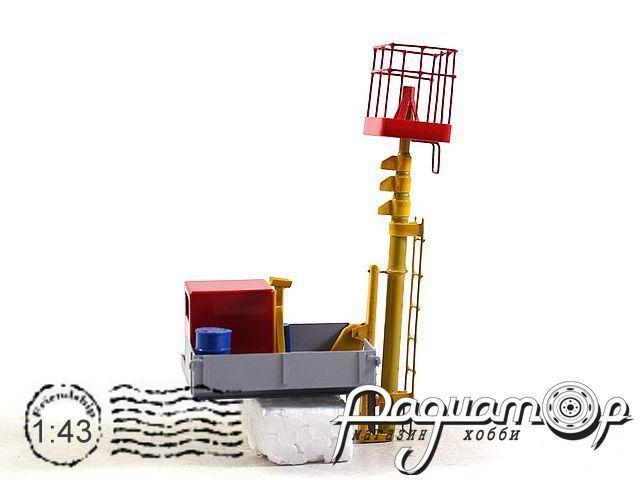 Вышка контактных электросетей ТВГ-15 для ГАЗ-3307/09 NRG3025