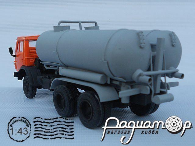 КО-505А вакуумная, для установки на КамАЗ/МАЗ NRG3026-W