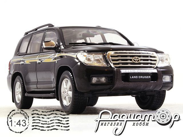 Toyota Land Cruiser 200 VXR V8 (2010) JC232