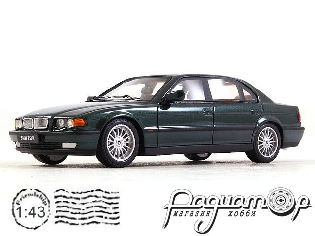 BMW 7-series Long (E38-2) (1994) HE015R2