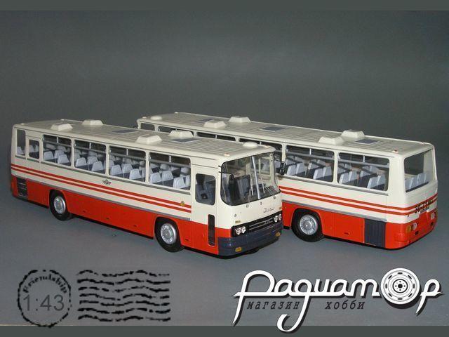 Сборная модель Ikarus 256.75 K5-26.5