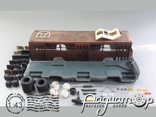 Сборная модель Ikarus 260.18 K5-31
