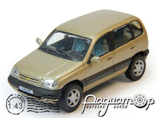 Chevrolet Niva (2002) 230D (S)