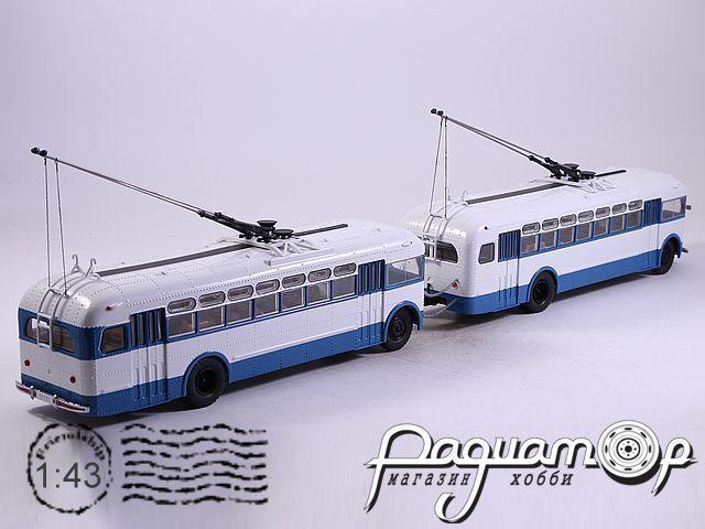 Троллейбусный автопоезд МТБ-82Д (1967) 190729