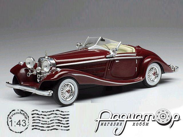 Mercedes-Benz 540K Special Roadster (1936) CLC316N