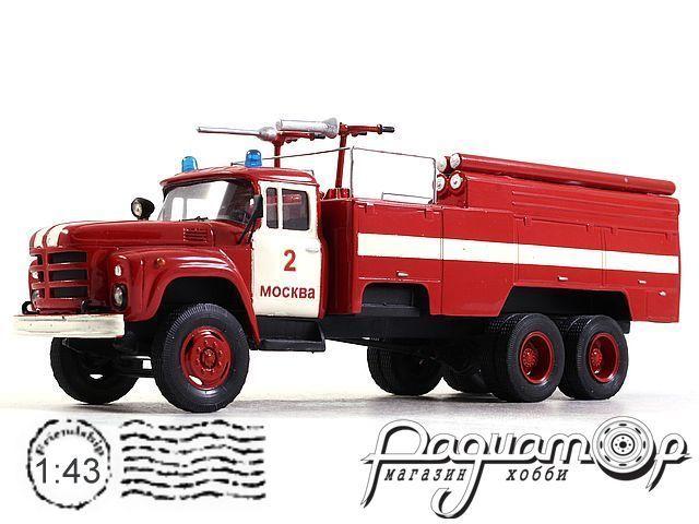 ЗиЛ-133ГЯ АЦ-40 пожарный (1980) 190730