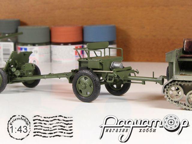 Передок для малых орудий peredok3