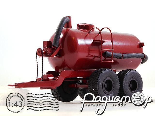 Прицеп МЖТ-8 для всех видов тракторов NRG1114