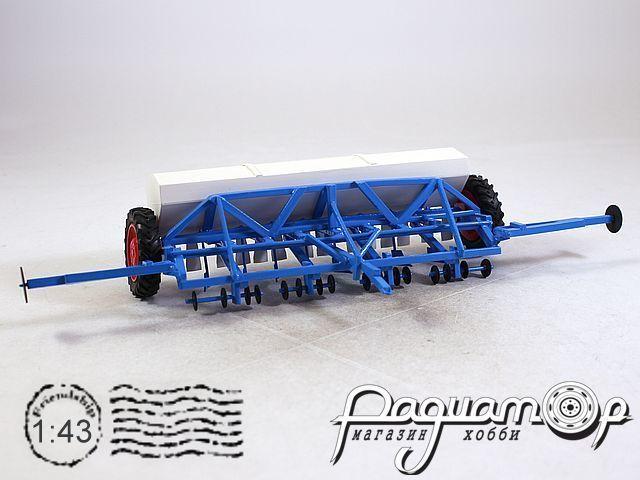 Сеялка СЗТ-9,5 для К-700/К-701 и других тяжелых тракторов NRG1114