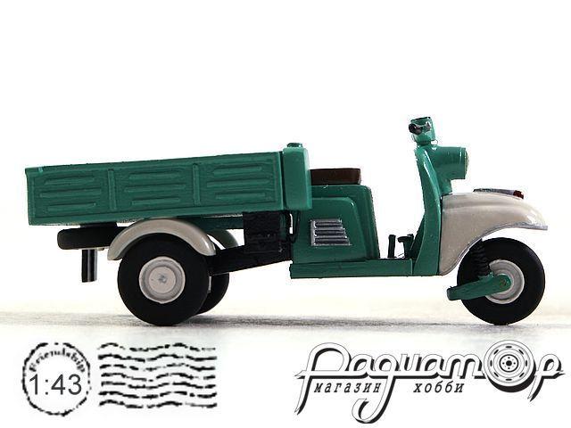 Тула ТГ-200Б с кузовом (1957) 190807