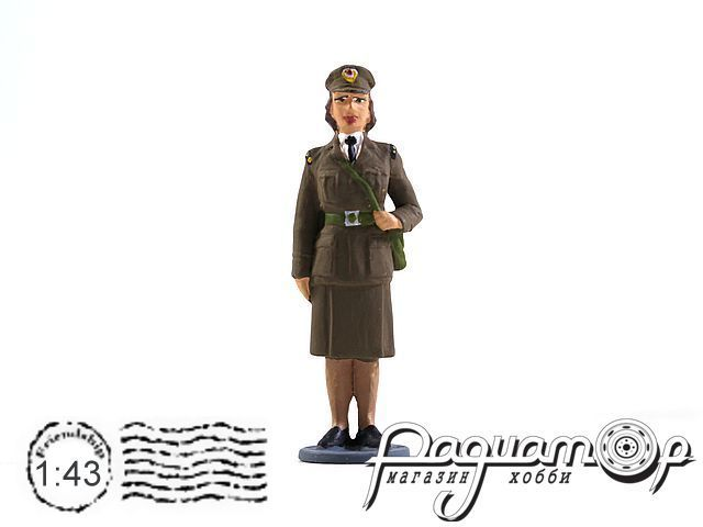 Елизавета II, автомобильные войска (1945) AU134