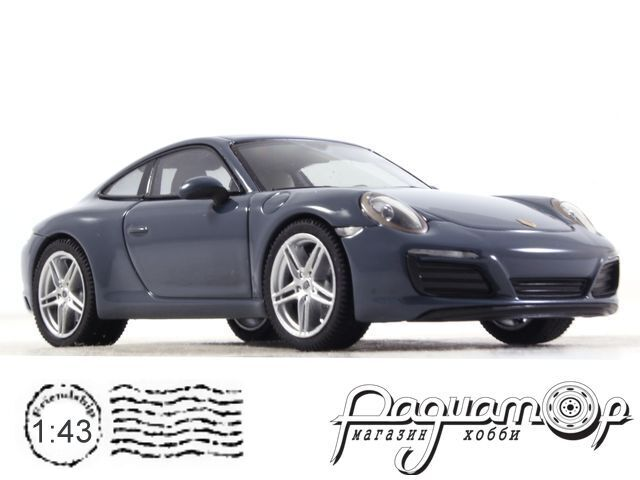 Porsche 911 (991/II) Carrera Coupe (2016) 020116