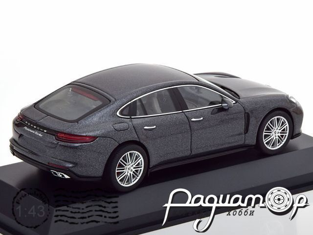 Porsche Panamera Turbo Facelift (2016) 020747