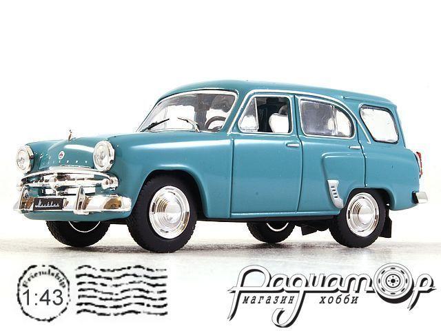 Автолегенды СССР №265, Москвич-423Н (1958)