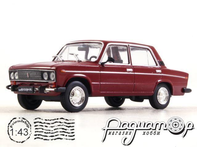 Автолегенды СССР №266, ВАЗ-2106 «Жигули» (1976)