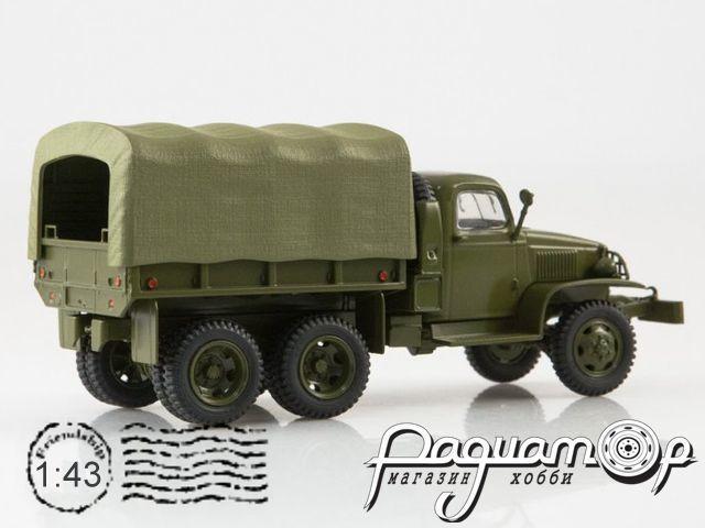GMC CCKW SWB 352 бортовой (1941) SSM1377