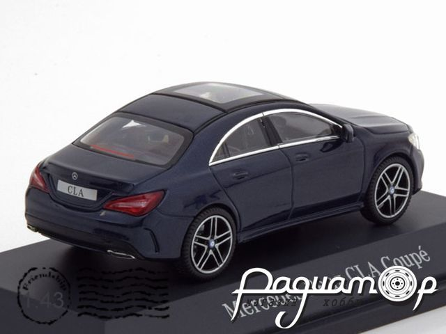 Mercedes-Benz CLA Coupe C117 (2013) 66960387