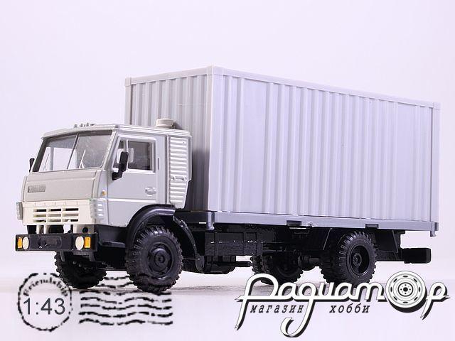 КАМАЗ-5325 контейнеровоз (1988) 2063-1