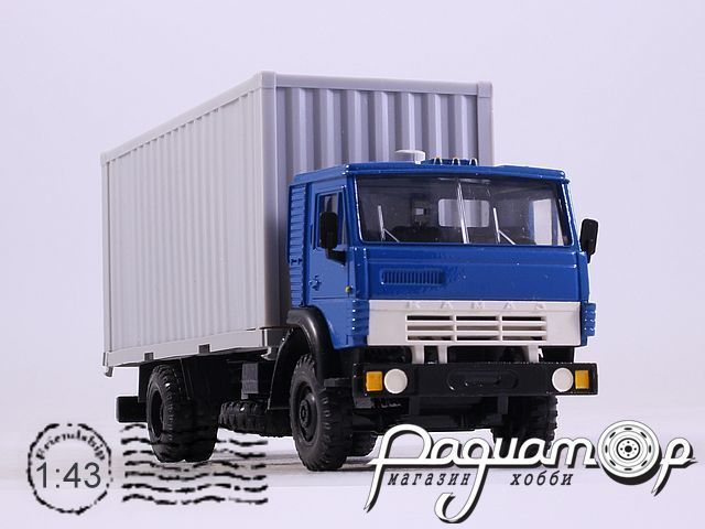 КАМАЗ-5325 контейнеровоз (1988) 2063-2