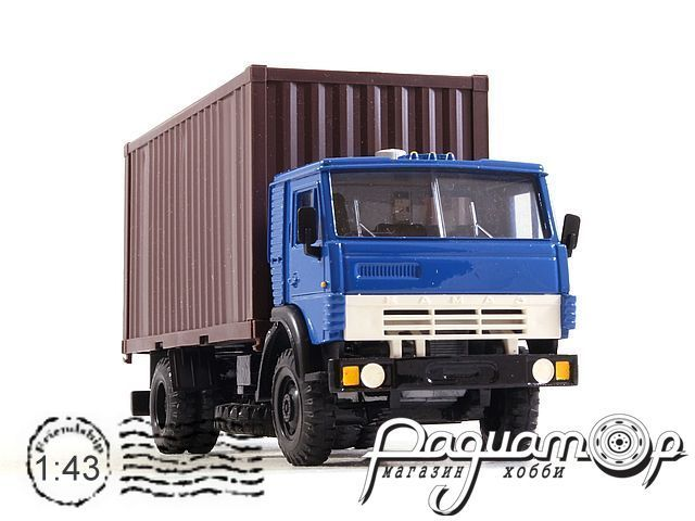 КАМАЗ-5325 контейнеровоз (1988) 2063