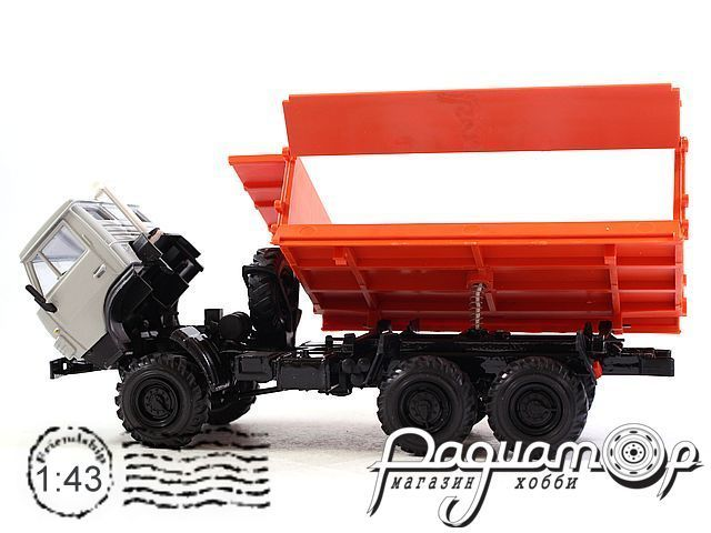 КАМАЗ-55105 сельхозвариант (1990) 2087-3