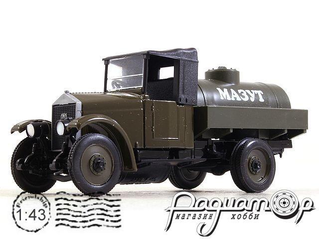 АМО-Ф-15 автоцистерна