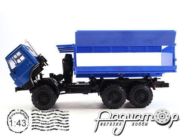 КАМАЗ-55105 сельхозвариант (1990) 2087-4