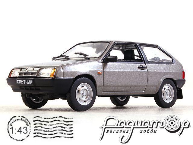 Автолегенды СССР №264, ВАЗ-2108 «Спутник» (1984)