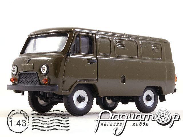 УАЗ-3741 фургон (1985) 10046-1
