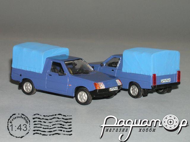 ЗАЗ-11055 «Таврия» пикап с тентом (1992) РZ-83.2