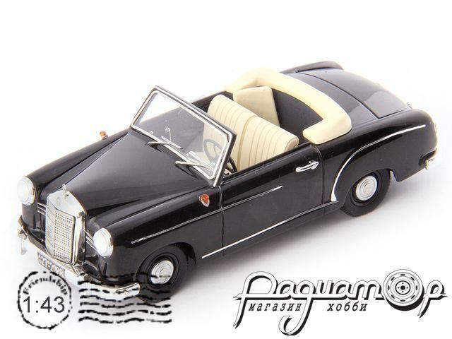Mercedes-Benz 180 Cabriolet A Prototype (1953) ATC060004