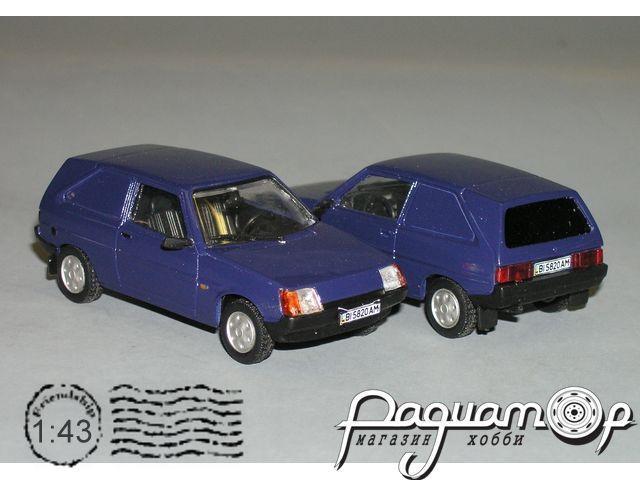 ЗАЗ-11026 минифургон (1988) РZ-80.3