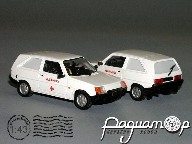 ЗАЗ-11024 медпомощь (1988) РZ-80.1